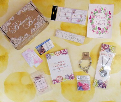 The Believer's Box May 2018 Subscription Box Review + Coupon