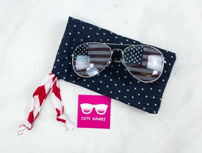 Cute Suneez Box July 2018 Subscription Box Review