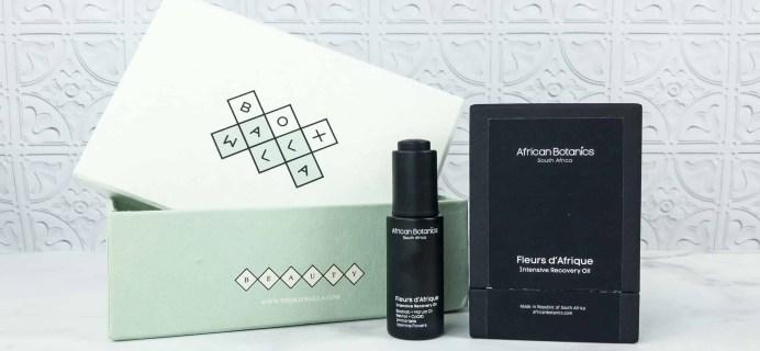 Boxwalla Beauty Box August 2018 Subscription Box Review