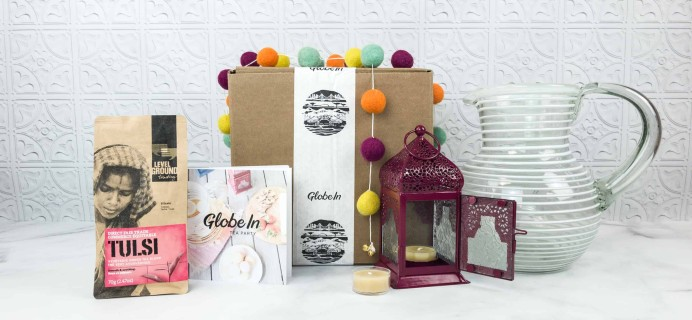 July 2018 GlobeIn Artisan Box Club Review + Coupon