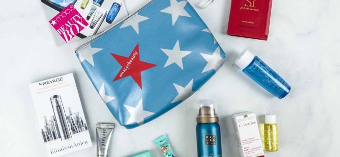 Macy's Beauty Box July 2018 Subscription Box Review