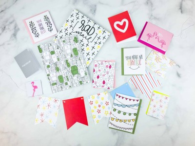 Rad Mail July 2018 Subscription Box Review + Coupon
