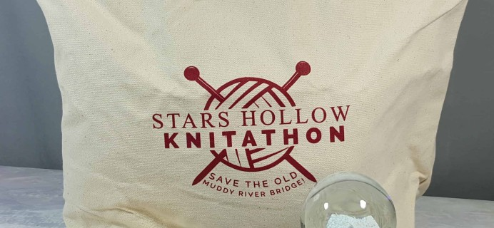 Stars Hollow Monthly Subscription Box Review – March 2018