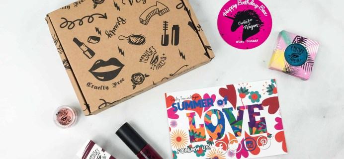 Medusa's MakeUp Beauty Box Subscription Box Review – July 2018