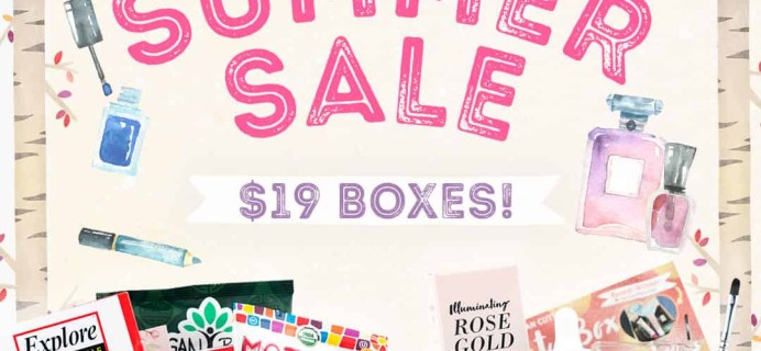 Vegan Cuts Summer Sale: Get A 6 Month Snack Or Beauty Box Subscription & Pay Only $19 Per Box! EXTENDED!