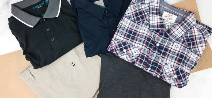 Stitch Fix Men July 2018 Review