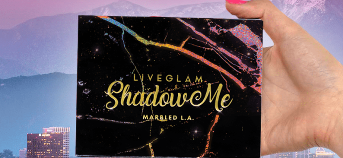 LiveGlam ShadowMe Subscriptions Open Now + July 2018 Spoilers + Coupon!