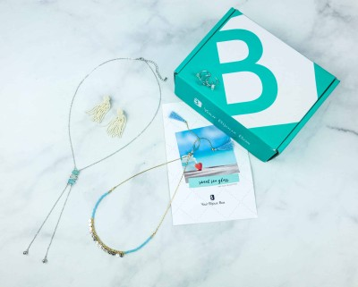 Your Bijoux Box July 2018 Subscription Box Review + Coupon
