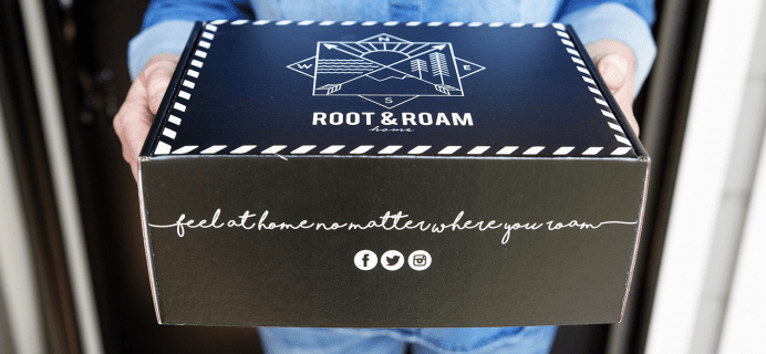 Root & Roam Home February 2019 Full Spoilers!