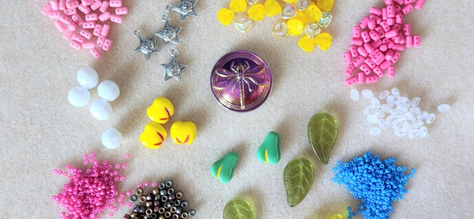 Czech Beads Exclusive Subscription Box Review – June 2018