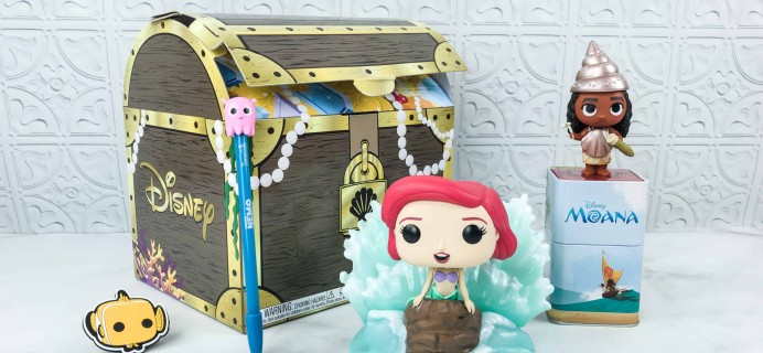 Disney Treasures July 2018 Subscription Box Review
