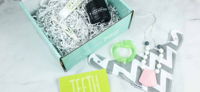 Bitsy Boxes July 2018 Subscription Box Review + 50% Off Coupon