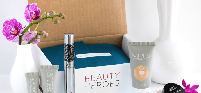 Beauty Heroes July 2018 Makeup Discovery Available Now!