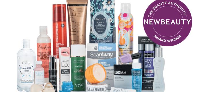 New Beauty's Summer 2018 Beauty Report Box Available Now – Full Spoilers!