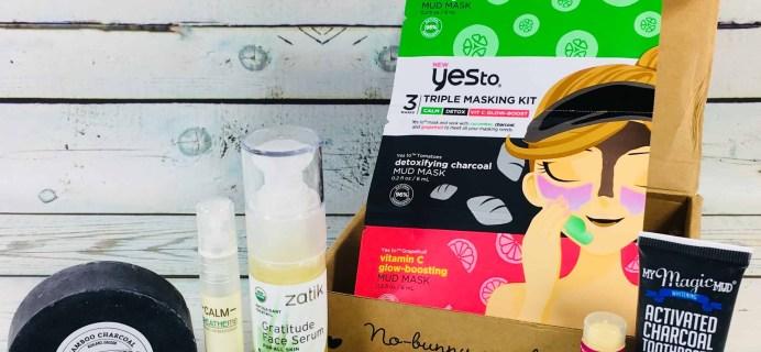 Vegan Cuts Beauty Box July 2018 Subscription Box Review