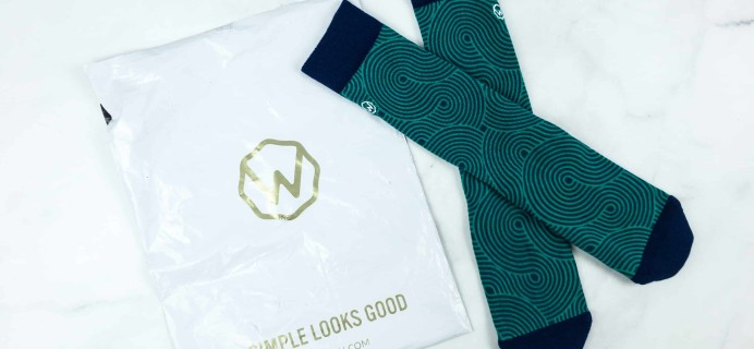 Wohven Socks Subscription July 2018 Review + Coupon!