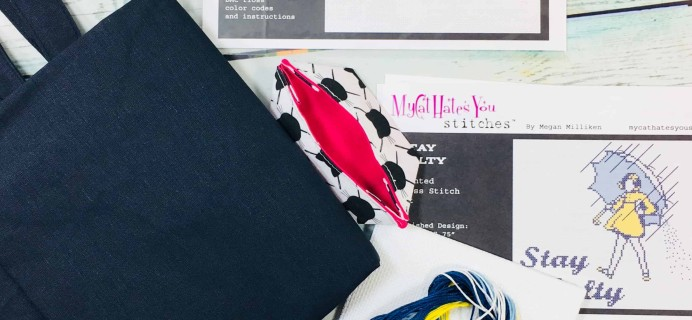 SnarkBox July 2018 Subscription Box Review