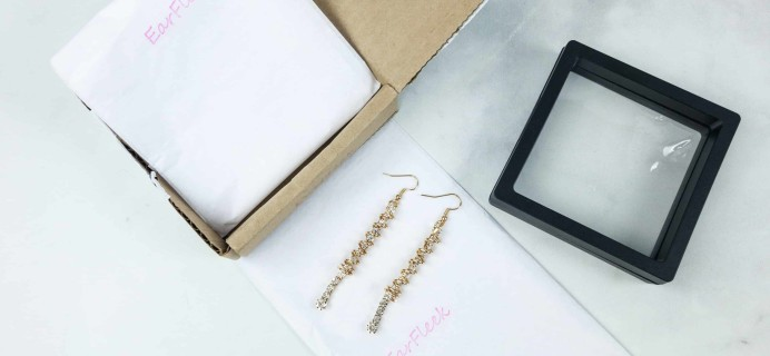 EarFleek Premium Boho Babe July 2018 Subscription Box Review + Coupon