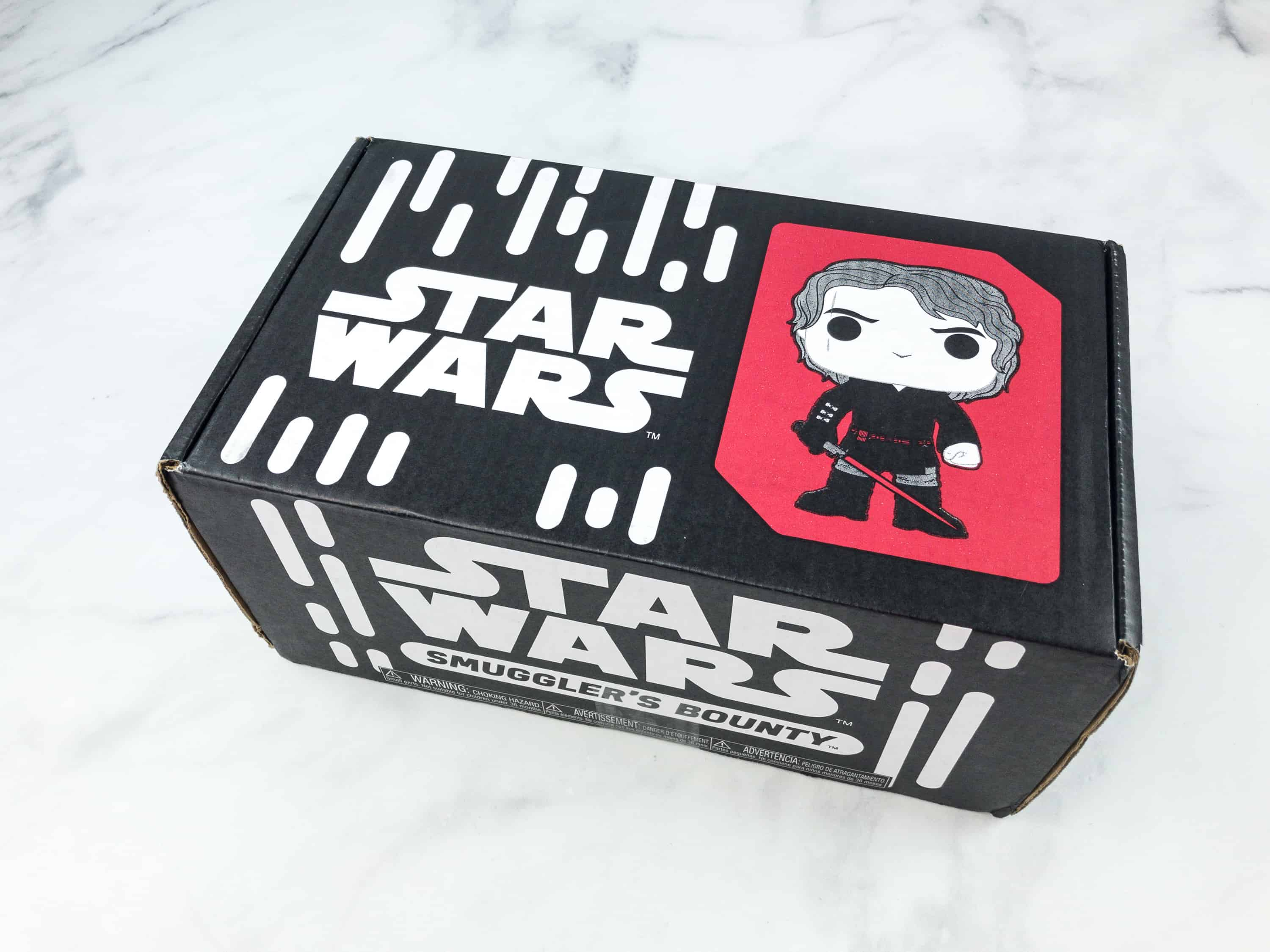 Smuggler S Bounty July 2018 Subscription Box Review Revenge Of The Sith Box Hello Subscription