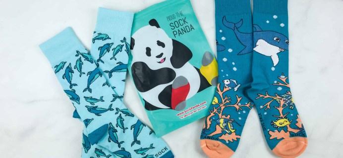 Sock Panda Tweens July 2018 Subscription Review + Coupon