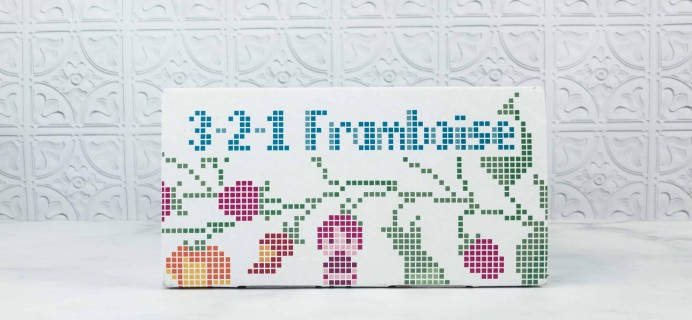 3-2-1 Framboise Coupon: Get FREE Styling Fee!