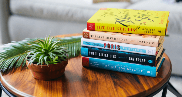 August 2018 Book of the Month Selection Time + One Month FREE!