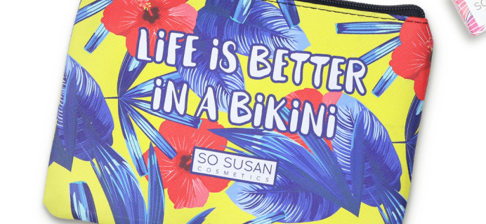 So Susan Color Curate August 2018 Full Spoilers & Coupon!