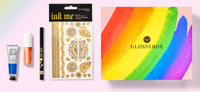 Glossybox UK Deal: Get 20% Off Your Subscription!