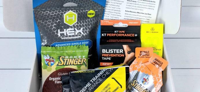 RunLocker Subscription Box Review – July 2018