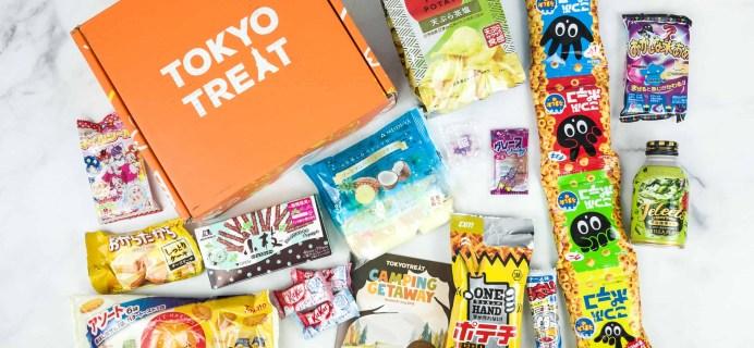 Tokyo Treat July 2018 Subscription Box Review + Coupon