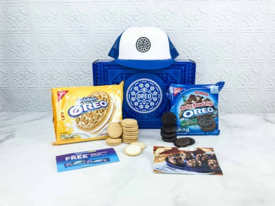OREO Cookie Club August 2018 Subscription Box Review