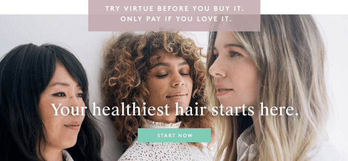 Virtue Labs Coupon: Try Before You Buy!