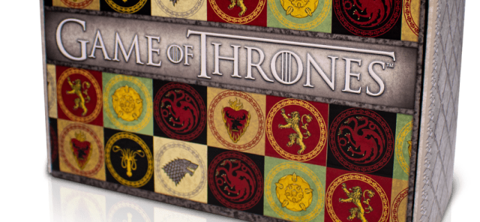 The Game of Thrones Summer-Fall 2018 Box III Full Spoilers!