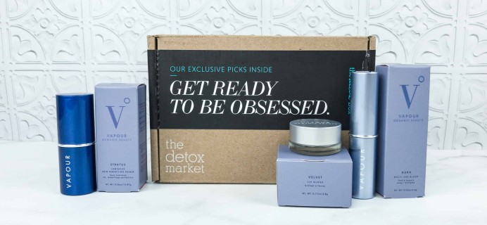 The Detox Box Subscription Box Review – August 2018