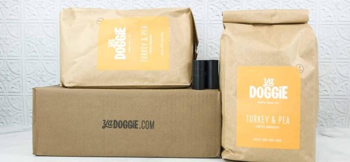 YaDoggie Full Box Review + Coupon