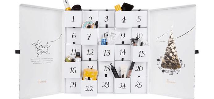 Harrods Beauty Advent Calendar 2018 Available Now + Full Spoilers!