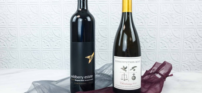 International Wine Club Collectors Series August 2018 Review & Coupons