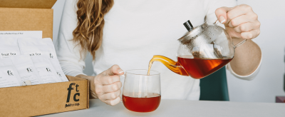 Field to Cup Sale: Get 10% Off Any Tea Subscriptions!