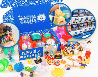 Gacha Gacha Crate July 2020 Theme Spoilers + Coupon!