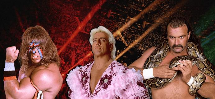 WWE Slam Crate October 2018 FULL Spoilers!