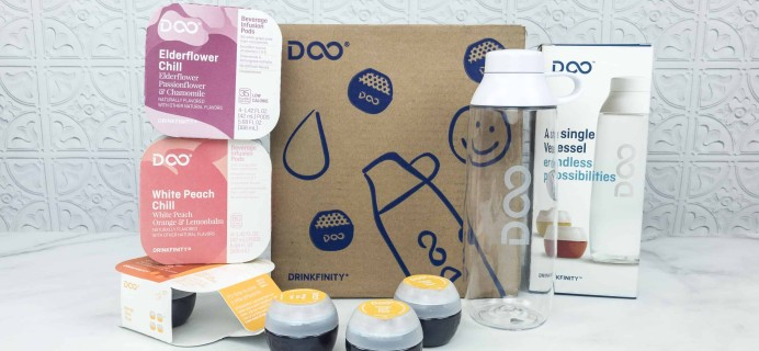 Drinkfinity Subscription Box Review