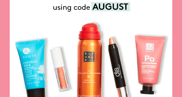 Birchbox UK August Sale : Get Your First Box For Only £5!