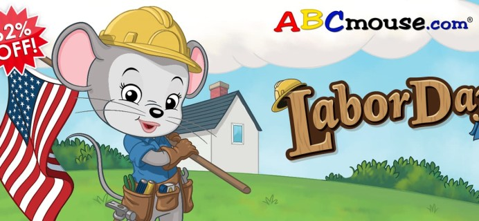 ABCmouse Labor Day Sale: Get 1 Year of ABCmouse for $45 – Over 60% Off! LAST DAY!