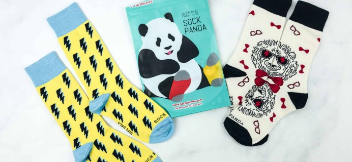 Sock Panda Cyber Monday Coupon: Get 15% Off New Subscriptions + FREE Pair of Socks!