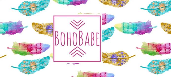 BohoBabe Box September 2018 Spoilers + Coupon!