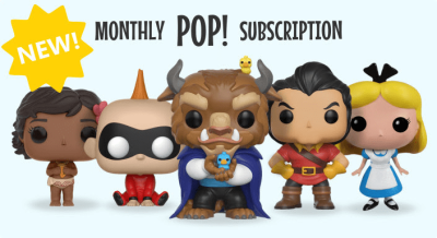 Mickey Monthly Funko Pop! Edition December 2018 Spoilers!