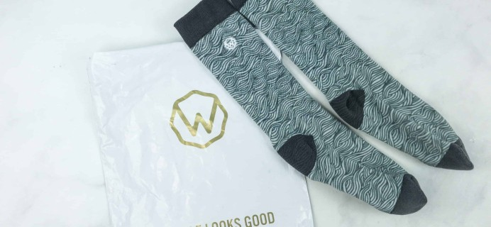 Wohven Socks Subscription August 2018 Review + Coupon!