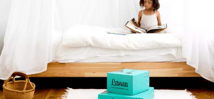Literati Kids Coupon: Get $25 Book Credit!