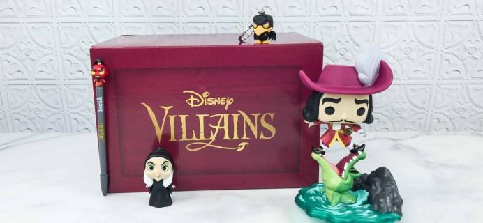Disney Treasures August 2018 Box Review