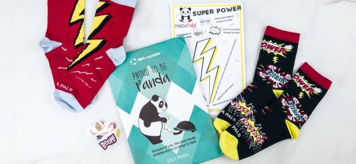 Panda Pals August 2018 Subscription Review & Coupon